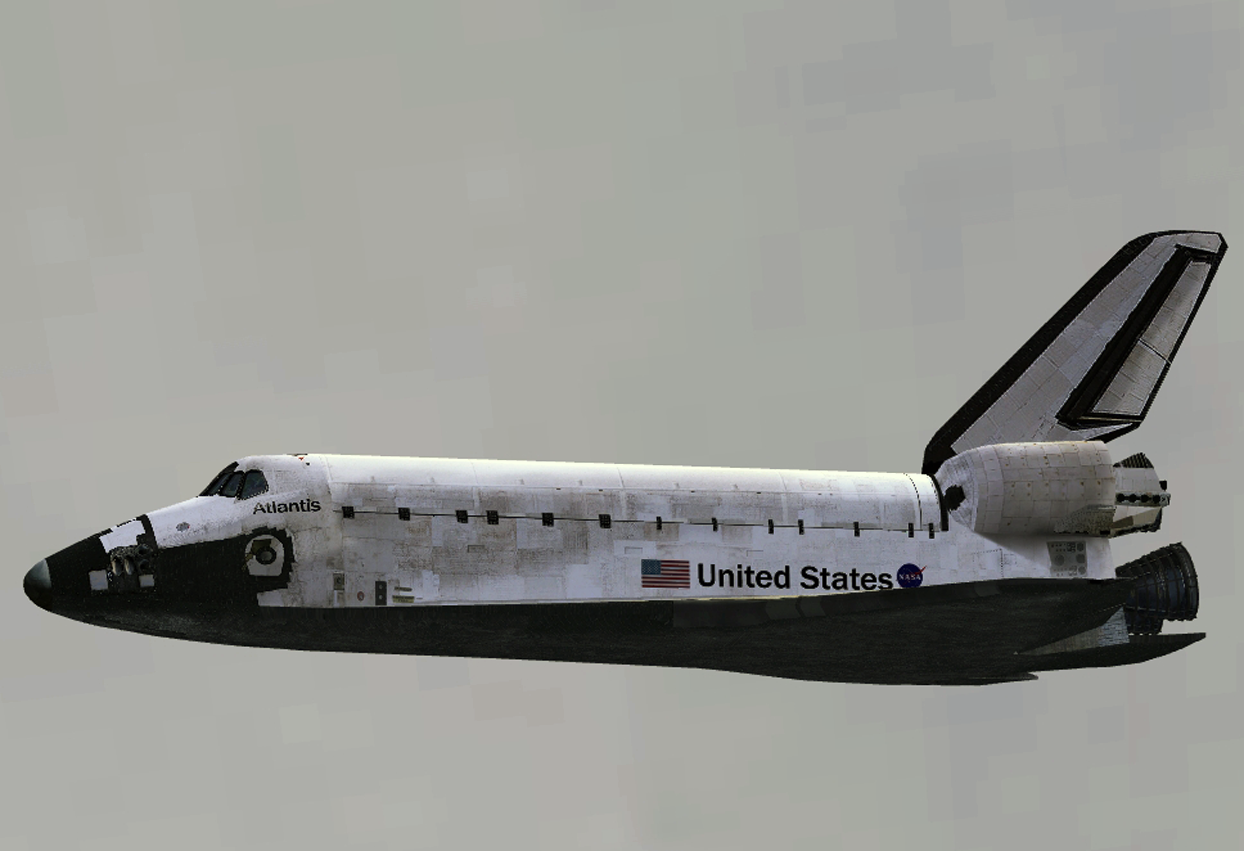 captain sim space shuttle - photo #19