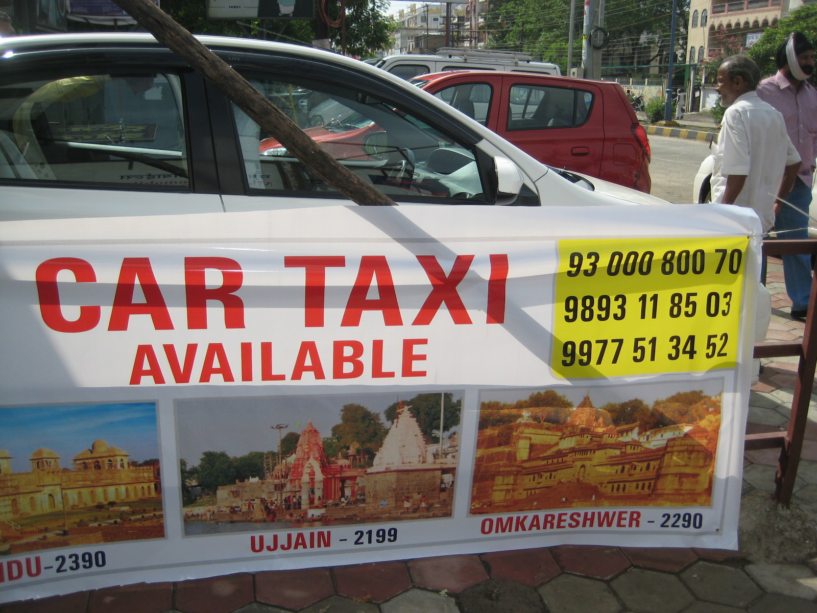 Yo Cab Car Taxi Indore  call  9111157884