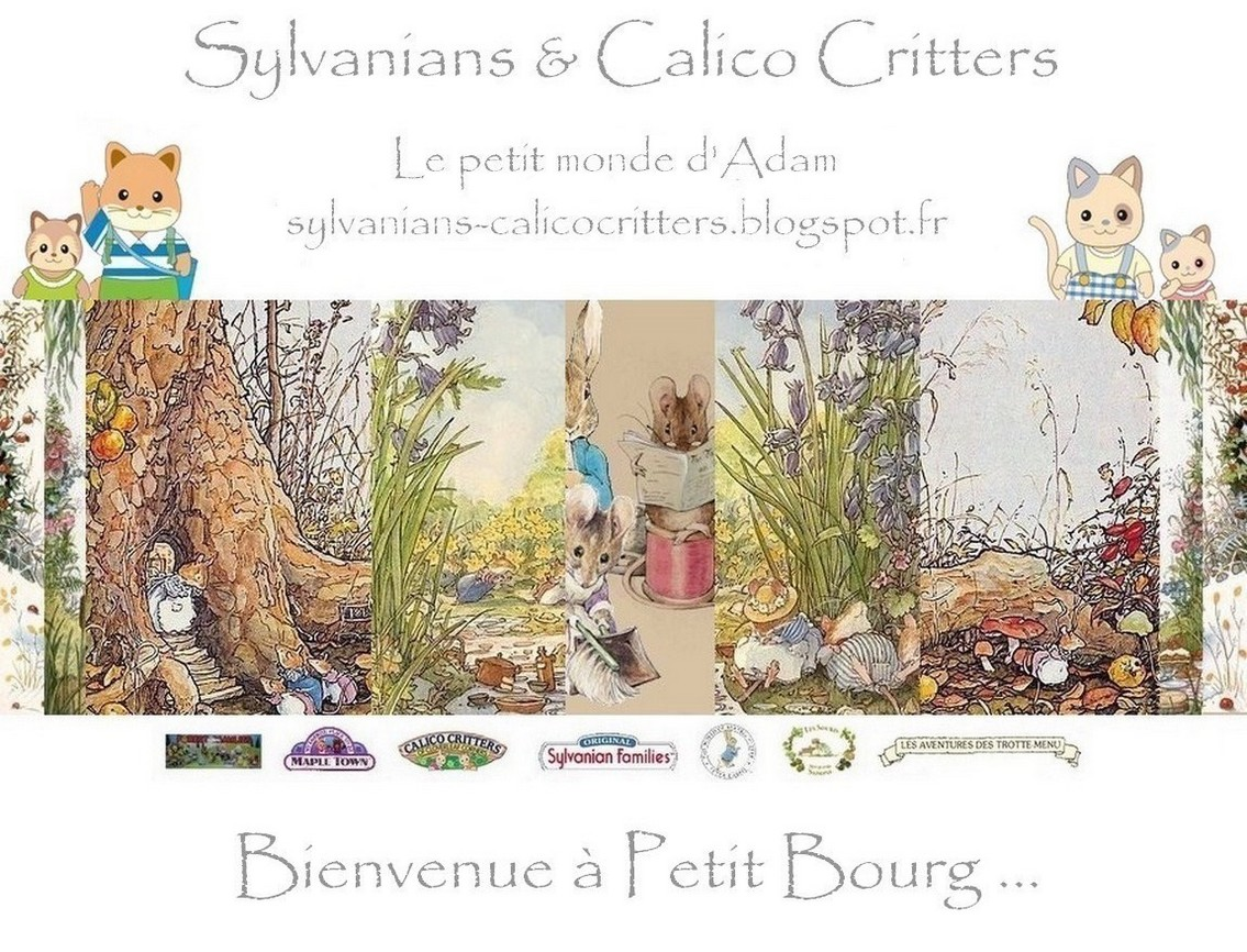 Sylvanians & Calico Critters