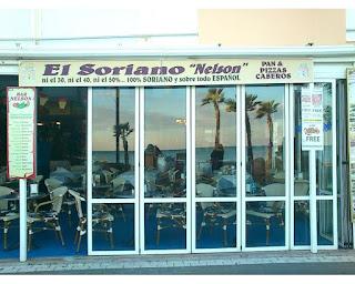 bares malaga Terraza Torremolinos Soriano Nelson