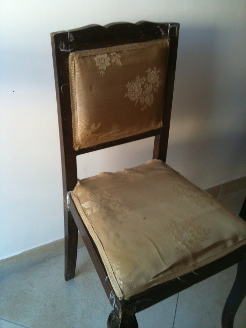 Giosssdecora recupero mobili la sedia shabby - Recupero mobili ...