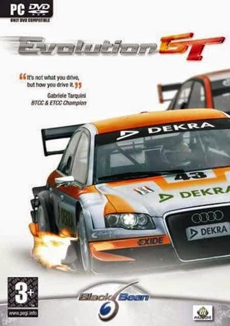 Evolution GT Game