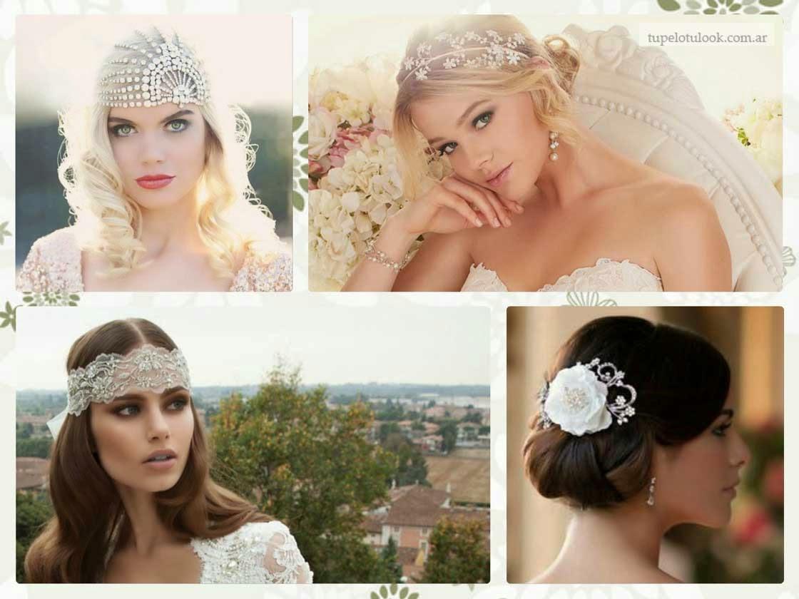 peinados 2015 de novia