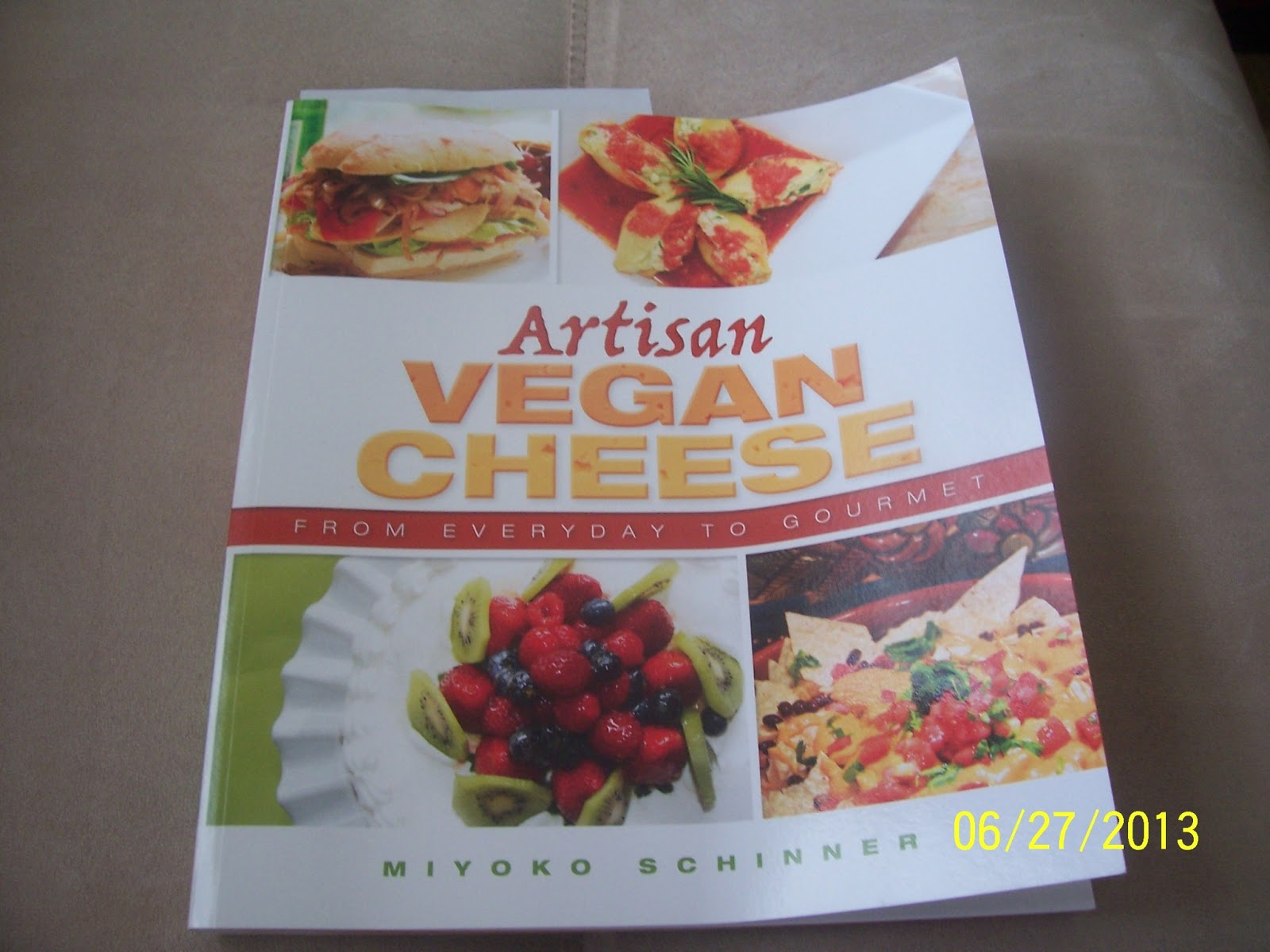 Experiential vegan vegan yogurt at last baby i highly recommend miyokos book forumfinder Choice Image