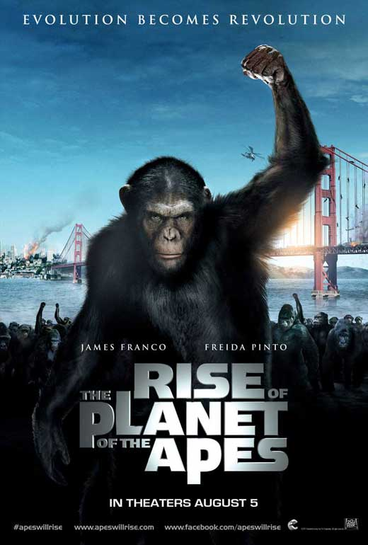 Sự Nổi Dậy Của Bầy Khỉ - Rise of the Planet of the Apes