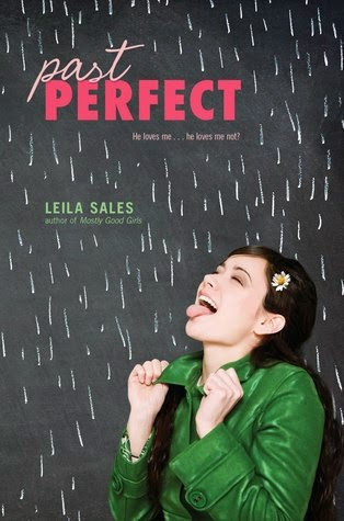 Past Perfect book cover