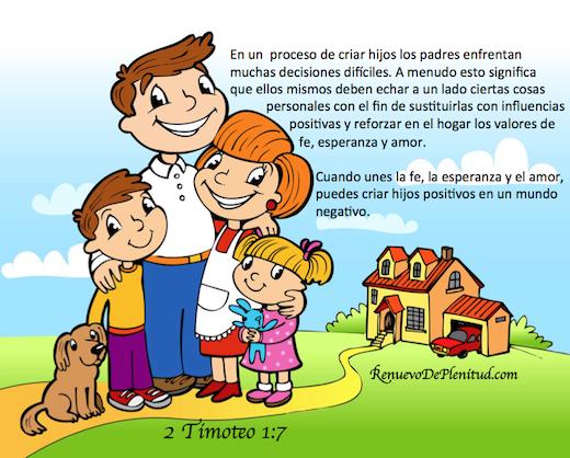 criar a los hijos