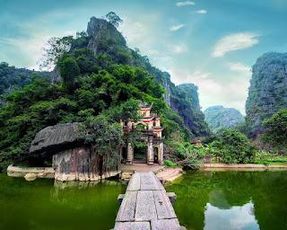 Tam Coc Bich Dong in Ninh Binh