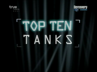 Discovery Channel &#8211; TOP TEN &#8211; SUPERWEAPON &#8211; TANKS[11-09-07] 10   