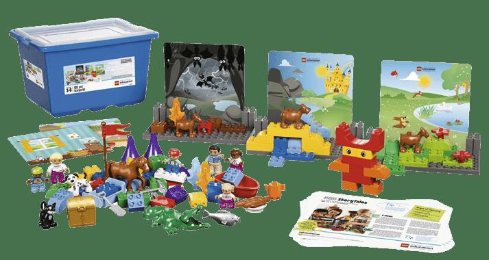 Creating Tomorrow's Schools Today 2014-2017: Lego Education ...