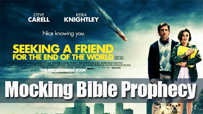 'This Is the Way the World Ends': 'Seeking a Friend for the End of the World' and Other Apocalyptic Movies