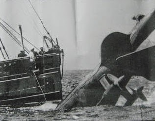 hms thetis sinking The british submarine hms thunderbolt, which was nothing else that the  famous hms thetis re-floated after a tragic sinking the thunderbolt would be  later.