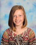 Grace's 5th Grade School Picture