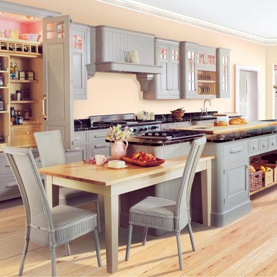 New Home Interior Design Kitchen Diner Ideas