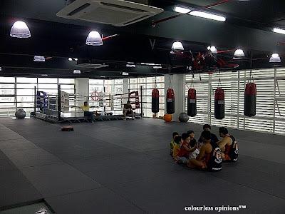 Sparta Tiger Muay Thai MMA Ara Damansara Malaysia