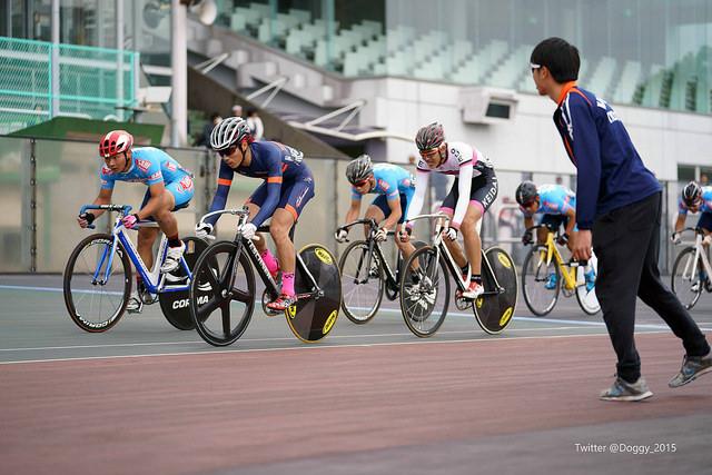 第38回西日本学生選手権トラック小松島