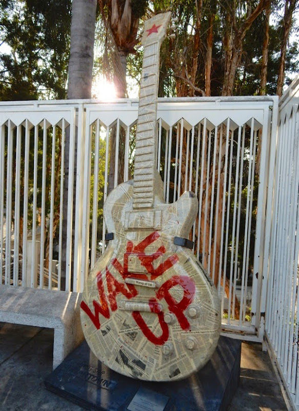 Wake Up Rage Against the Machine GuitarTown homage