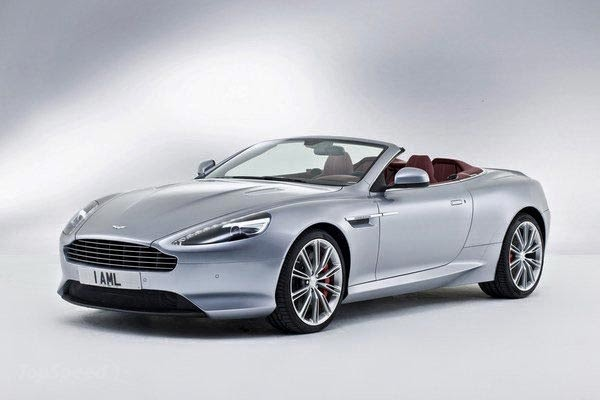 New 2017 Aston Martin DB9