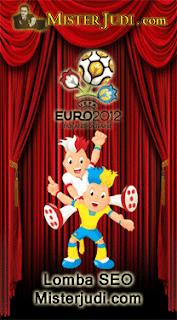 MisterJudi.com Agen Bola Terpercaya EURO 2012 - Kontes SEO EURO 2012