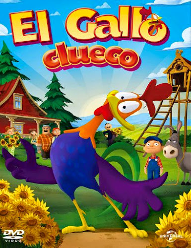 El Gallo Clueco DVDRip Latino