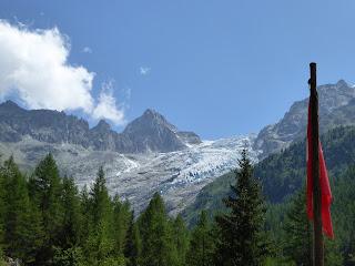 Chalet du glacier - Trient Suisse