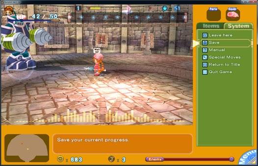 Gurumin A Monstrous Adventure juego completo de aventuras para pc 1 link mega, mg, ,4s