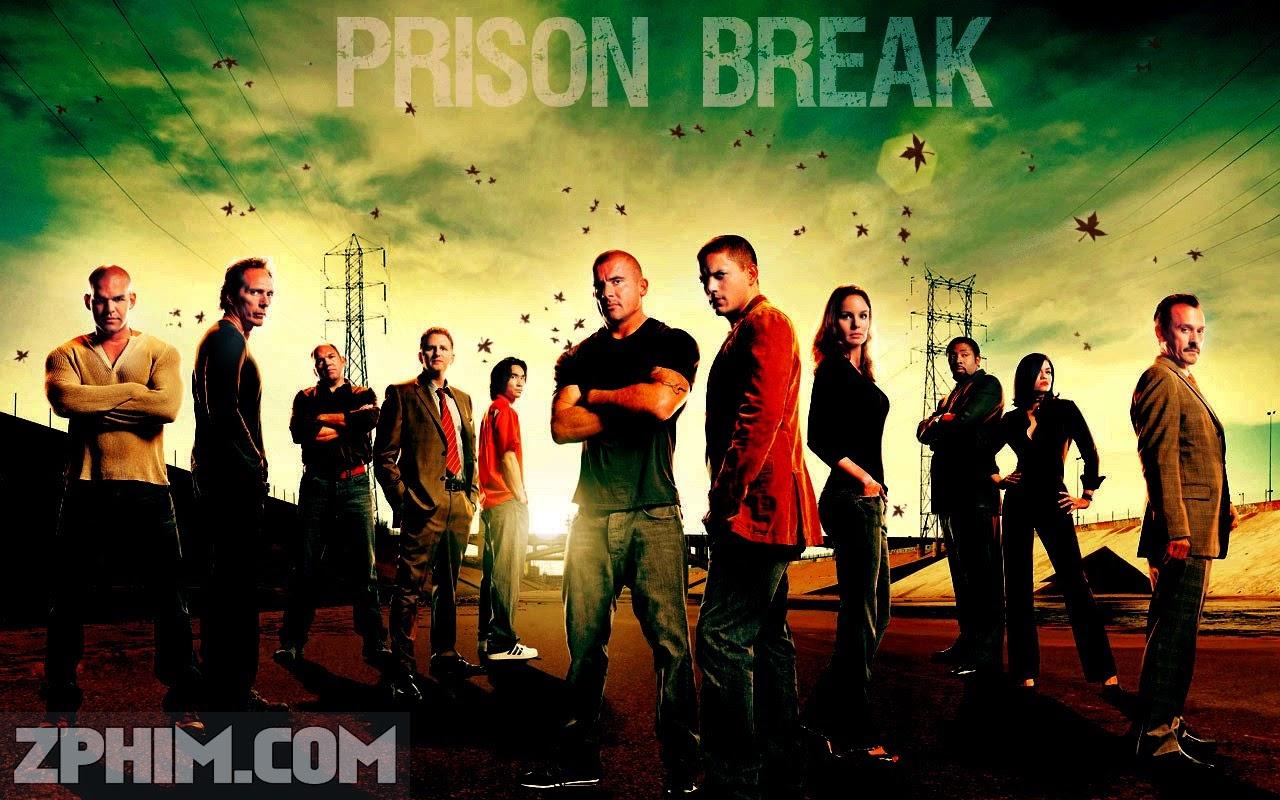 Ảnh trong phim Vượt Ngục 3 - Prison Break Season 3 1