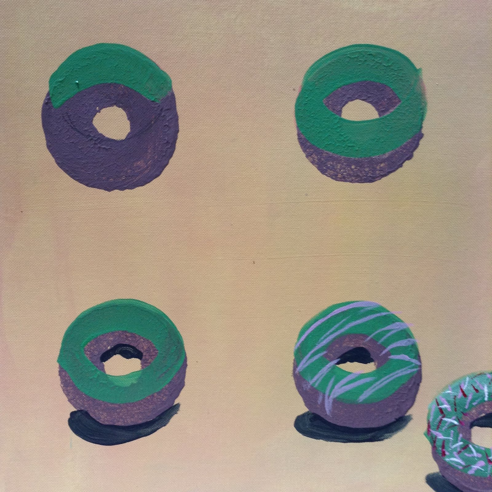 A weekend with wendell lesson plan - Again I Let The Donuts Dry Before Adding The Icing And Shadow Onto The Donuts Use The Image Above Or The Steps On The Lesson Plan To Break This Down For