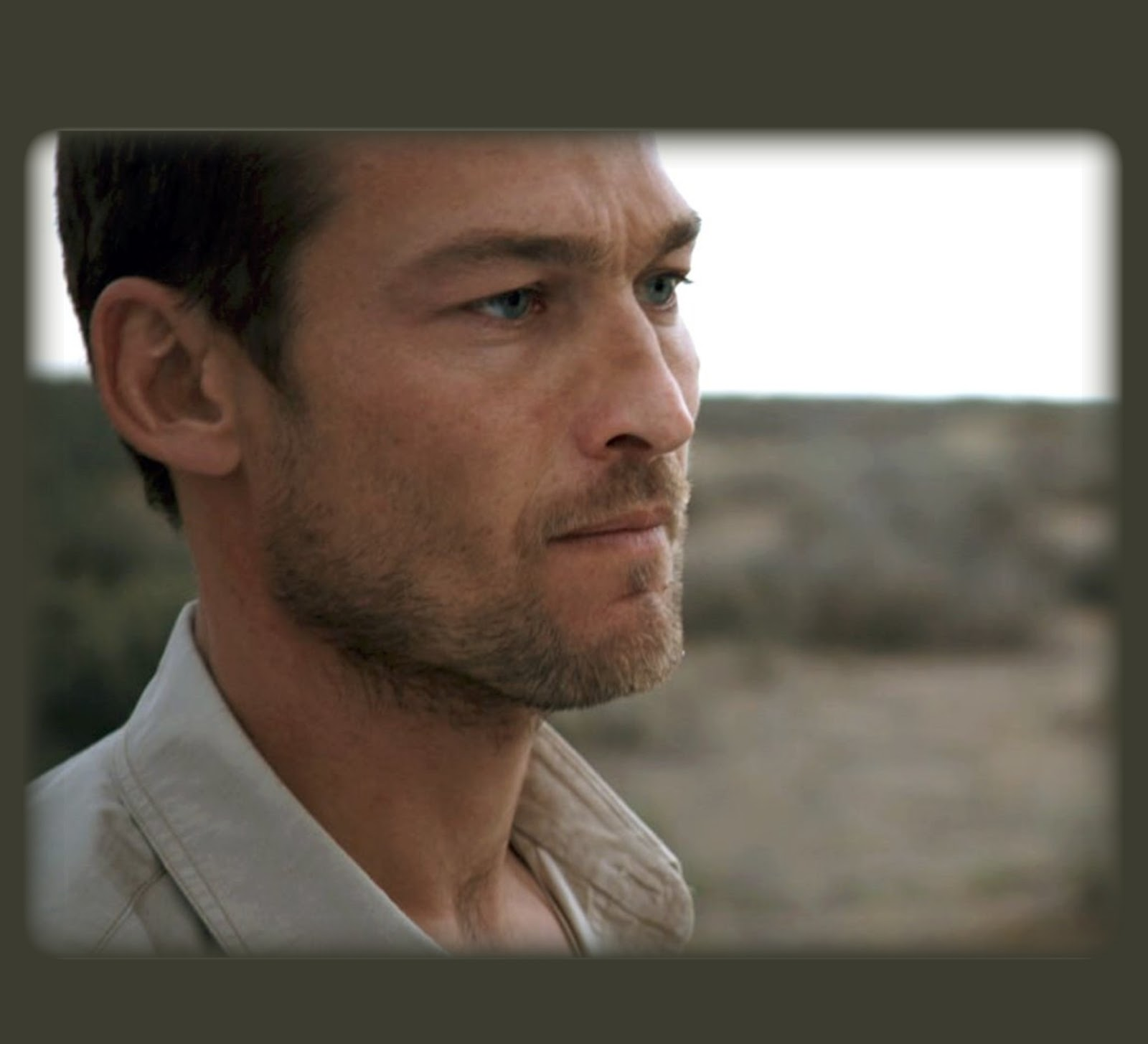 Andy whitfield photos of family
