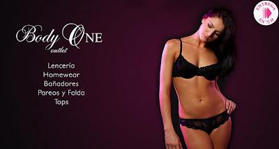 Body One, lencería y ropa barata para mujer
