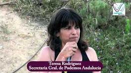 PODEMOS: Teresa Rodriguez: fabula de ratonlandia