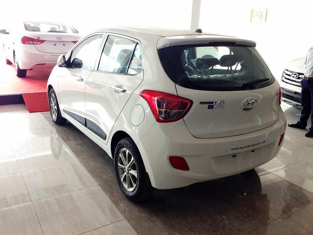 Hyundai i10 2014 6 Xe hyundai i10 2014