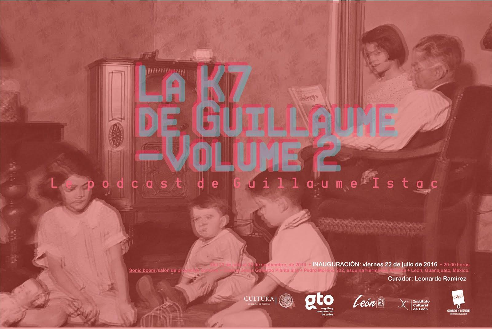 La K7 de Guillaume - Volume 2