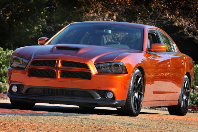 Mopar Drops the SRT Viper's V10 Into the Dodge Charger