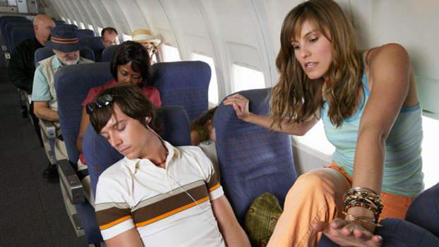 Tips Memilih Kursi Pesawat yang Nyaman