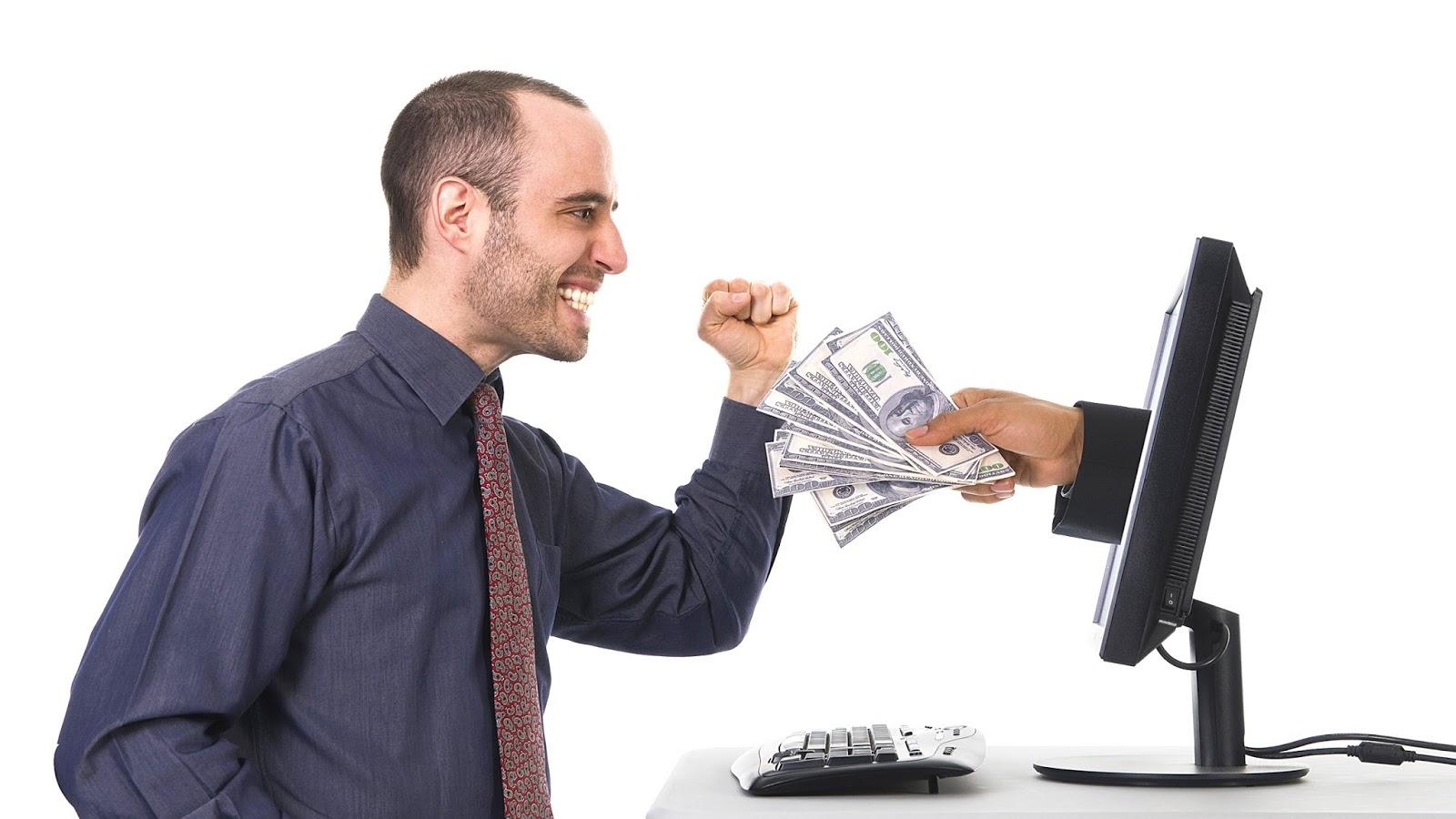 заработать в интернете от 5$
