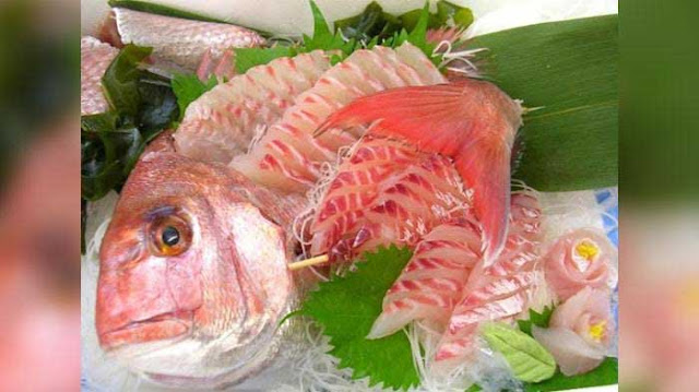 Woman Screams In Terror After Her Half-Eaten Fish Comes BACK TO LIFE!