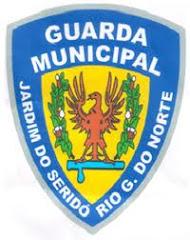 Distintivo GM Jardim do Seridó