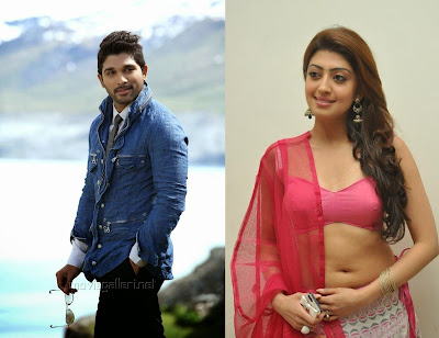 Pranitha roped in Allu Arjun's Film