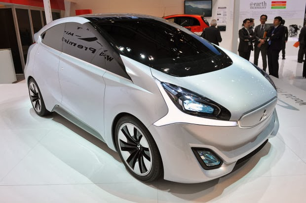 Green energy holding mitsubishi announces new stage 2016 plans for mitsubishi has set a target of 20 of their total vehicle production to be either pure electric vehicles or plug in hybrid electric vehicles like the malvernweather Images