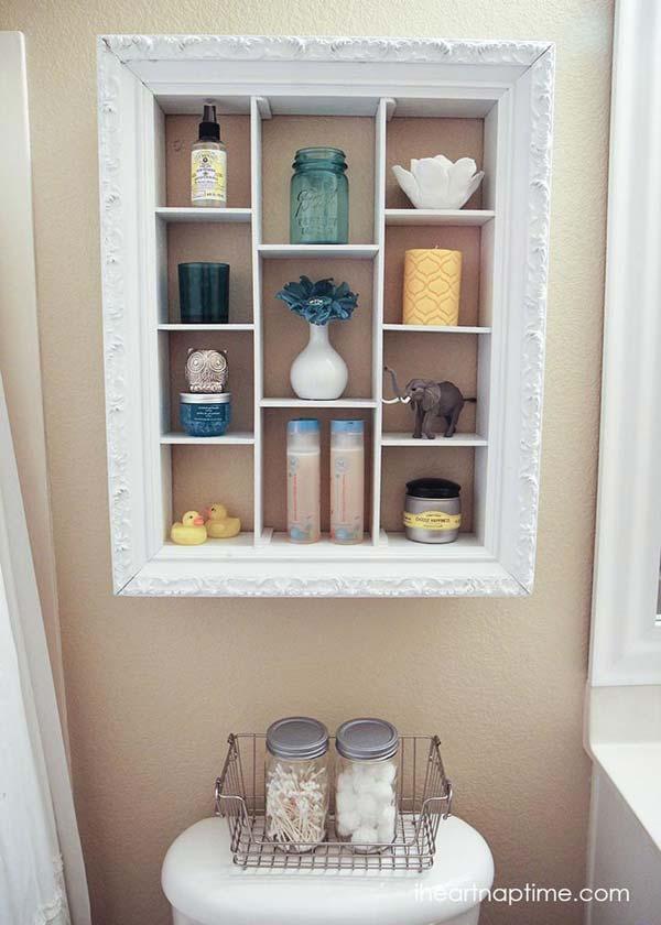 decorar banheiro feio:Idéias para aproveitar molduras – *Decoração e Invenção*