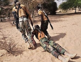 Army Captain, others ambushed in Benue