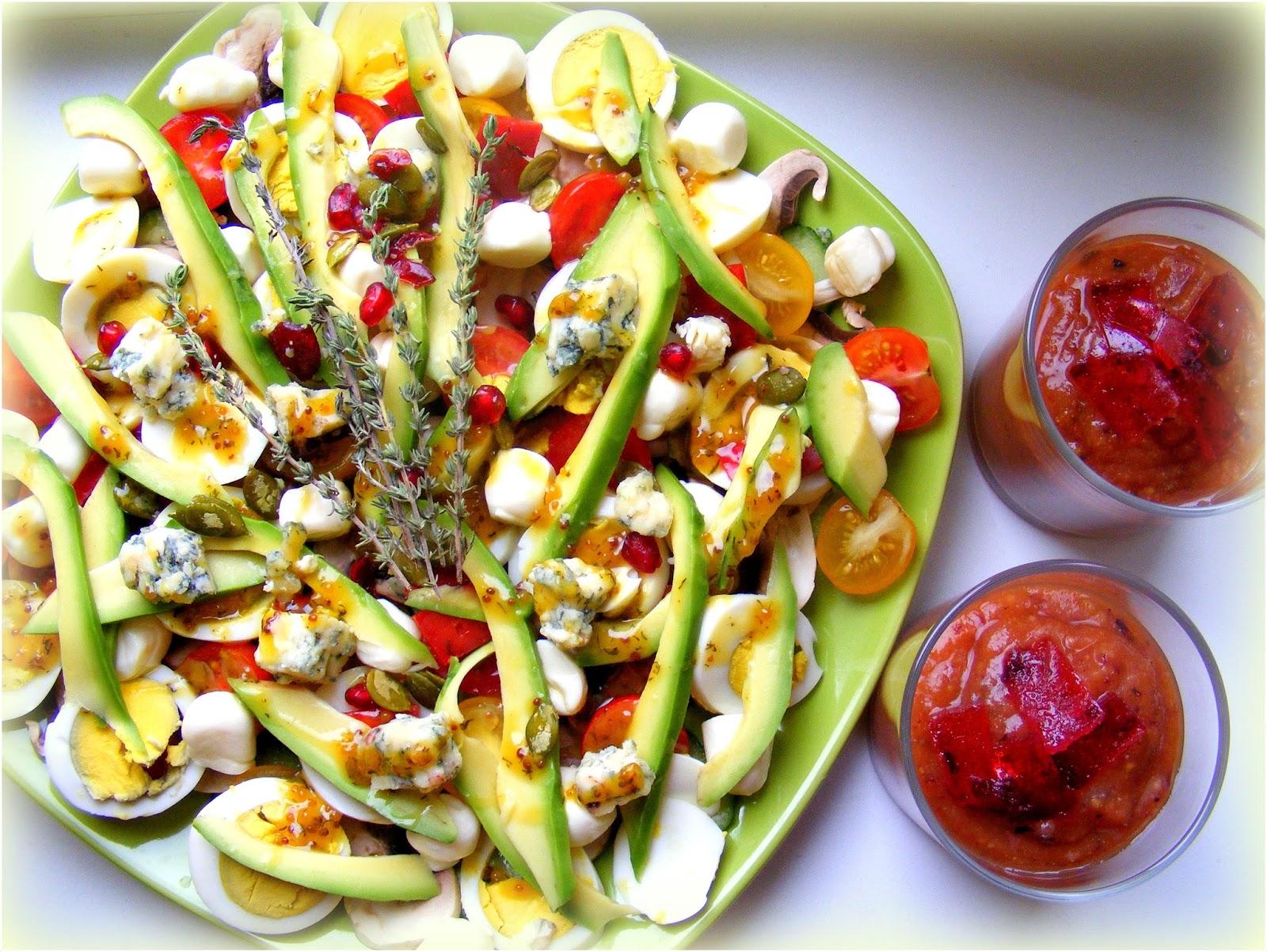 Праздничные блюда для вегетарианцев рецепты