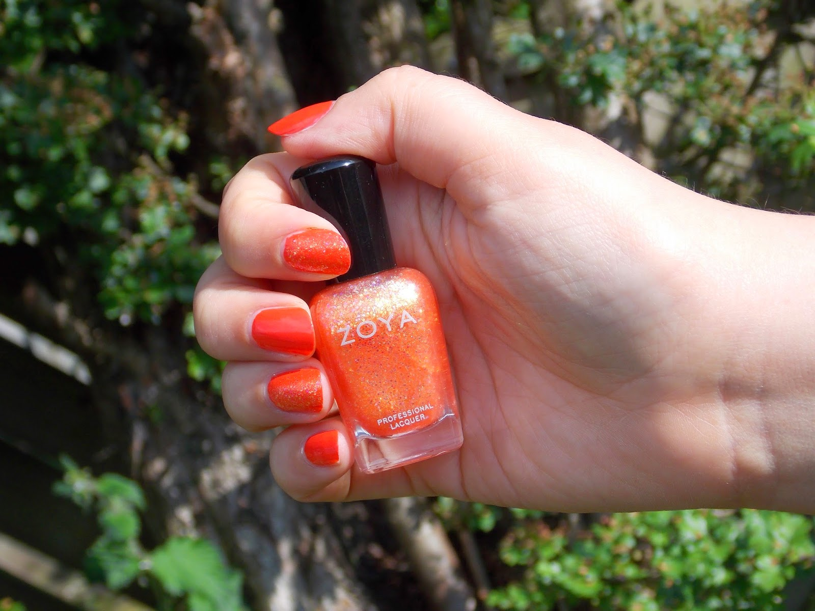 Zoya Nail Polish in Jesy