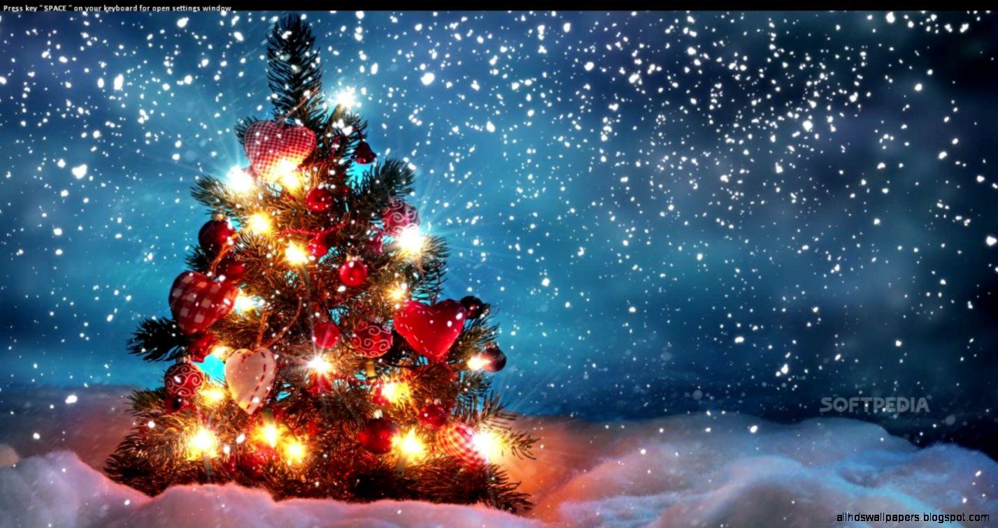 download free christmas wallpaper and screensavers