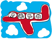 Jan (airliner airplane cartoon)