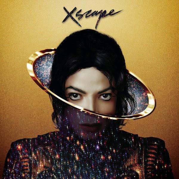 Michael Jackson - XSCAPE (Deluxe) Cover