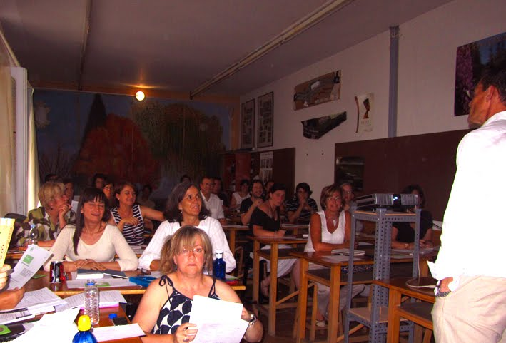 Blog de paisajismo herba nova curso dise ando con for Curso paisajismo