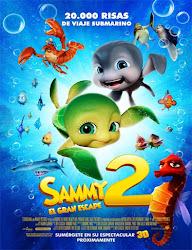 Sammy 2: El gran escape (2012) [Latino]