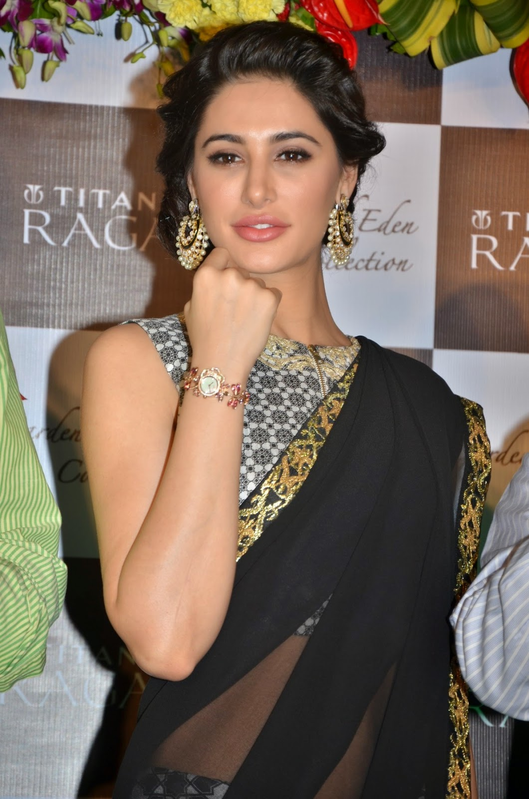 nargis fakhri hot navel hd photo